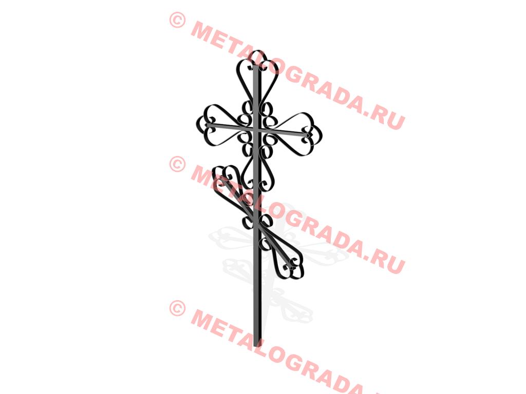 Крест ажурный h2000